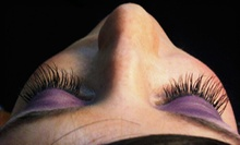 Eyelash Extensions at Brandys Spa &amp; Lash Retreat (Up to 64% Off). Four Options Available.