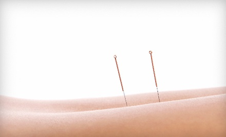 One or Three 60-Minute Acupuncture Treatments at Acupuncture Wellness (Up to 67% Off)