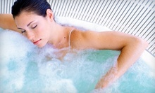 One or Three Far-Infrared Heated Massages with Ultrasonic Hydro-Massages at Unique Health & Wellness (Up to 68% Off)