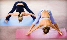 Two Pilates Reformer or TRX Classes, or Five Barre Pilates or Yoga Classes at Pilates on 3rd (Up to 60% Off)