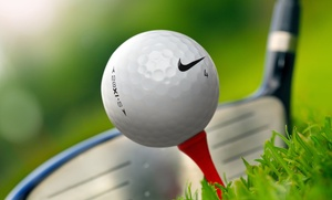 Recycled Nike Golf Balls. Multiple Models. Free Returns.