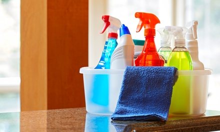 Two Hours of General or Deep House Cleaning with Three Cleaners from Maid in the Carolinas (Up to 53% Off)