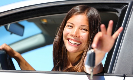 Online Driver-Ed Course and Optional Test-Prep Materials for One or Two from FirstTimeDriver.com (Up to 52% Off)
