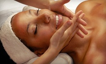 60-Minute Signature Massage, 45-Minute Signature Facial, or Both at SoNu Massage and Day Spa (Up to 57% Off)