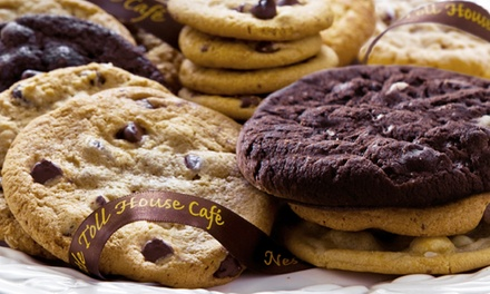 One Dozen Cookies or One 15-Inch Cookie Cake at Nestlé Toll House Café by Chip (Up to 47% Off)