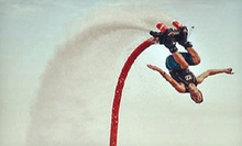 30-Minute Per Person Flyboard Water-Jet Session for Two or Four from Indy Flight Academy & Watersports (Up to 51% Off)