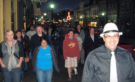 $20 for a Walking Tour for Two from Newport Gangster Tour ($40 Value)