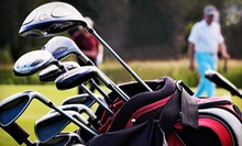Indoor Golf Lessons and Practice at Tomball Golf (Up to 72% Off). Two Options Available.