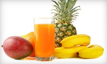 Juicing Classes and Body-Constitution Analyses for One or Two by Juice Jive (Up to 83% Off). Four Options Available.