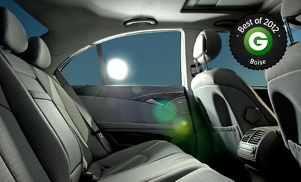 Interior Detailing Service for Sedan or SUV, Truck, or Minivan from Idaho Residential Cleaning Service (Up to Half Off)
