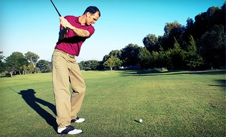 18-Hole Round of Golf for One, Two, or Four at Stone River Golf Club in Royse City (Up to 51% Off)