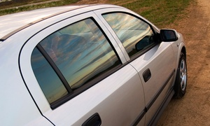 $125 For A Full-car Window Tinting For One Back And Four Side Windows At N.w. Audio ($285 Value)