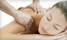 One or Three 60-Minute Swedish Massages at Holistic4maat (Up to 61% Off) 
