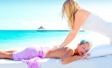 60-Minute Massage or Body Wrap or Both at Spa @ MAC in North Jersey (Up to 61% Off)