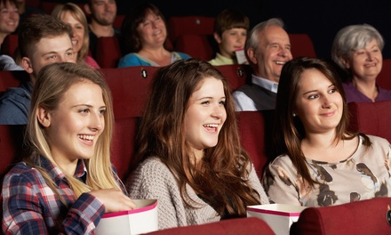 Movie, Large Popcorns, and Large Sodas for Two or Four at Rutgers Cinema (Up to 64% Off)