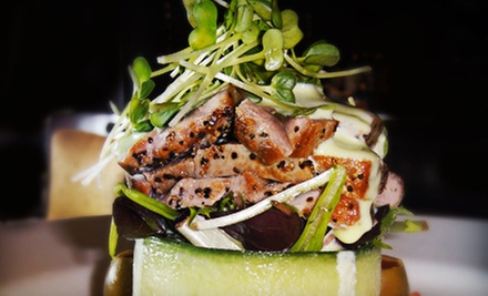 $20 for $40 Worth of Mediterranean-Fusion Food at Merche! Restaurant