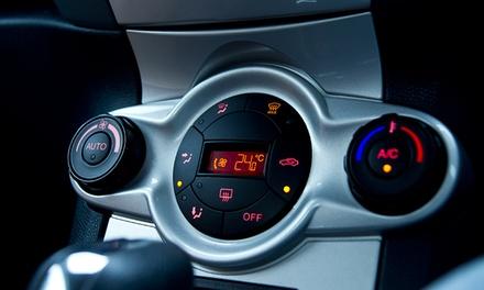 Drive n Ride — Circunvalação: check-up e carga do AC com opção de mudança do filtro de habitáculo desde 14,90€