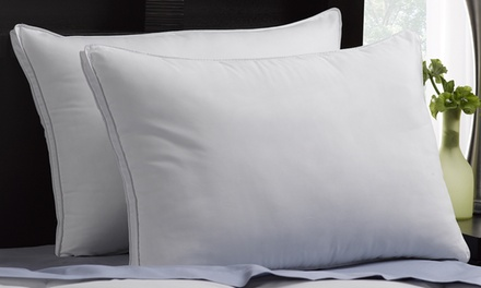 2-Pack of French Country Gusseted Down-Alternative Pillows