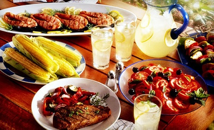 Two or Five Carryout American Dinners at Water For Chocolate (54% Off)