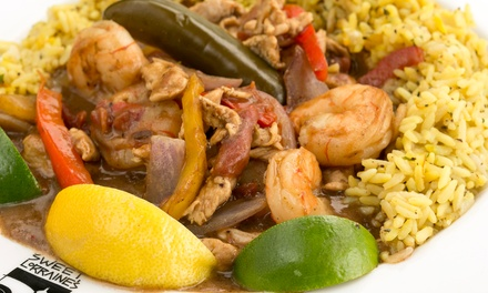 Casual Fine Dining Cuisine at Sweet Lorraine's Cafe & Bar (Up to 40% Off). Two Options Available.