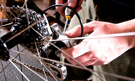 Bike Tune-Up for One, Two, or Four at Village Cycle Center (Up to 56% Off)
