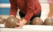 $22 for Two Hours of Duckpin Bowling with Shoe Rentals for Up to Six at Meadowbrook Lanes (Up to 55% Off)