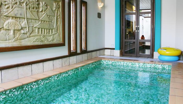 5 star resort in port dickson for Garden pool grand lexis