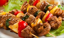 Turkish Cuisine for Two or Four at Saray Restaurant (Half Off)