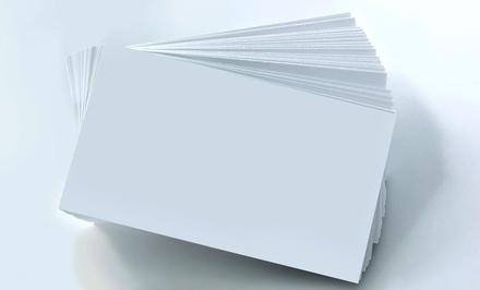 Custom Printing Services at BizCard Xpress (50% Off)