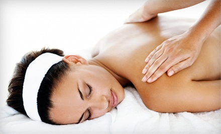 One or Two 60-Minute Massages at Life Happenings Massage Therapy (Up to 51% Off)
