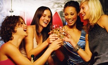 $12 for VIP Visit to Any First Fridays Downtown Social Event from Pledge 5 Foundation ($25 Value)