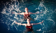 $50 for a Synchronized-Swimming Camp from Tucson Sun Rays Synchronized Swim Team ($100 Value)