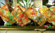 $20 for $40 Worth of Japanese Cuisine at Katakana Sushi Bar
