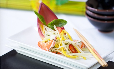 $20 for $40 Worth of Contemporary Vietnamese Cuisine for Dinner at Three Seasons