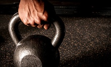 10 or 20 Kettlebell Fitness Classes at MBody Strength (Up to 90% Off)