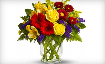 $30 for $60 Worth of Flower Arrangements at Flowers By Webster