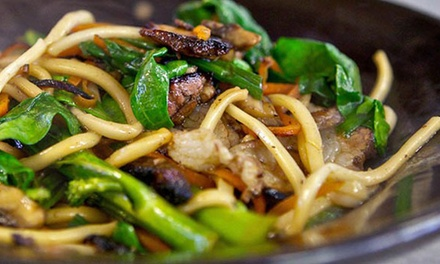 Hotpots and Drinks for One, Two, or Three at The HotPot (Up to 49% Off)