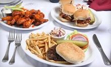 American Cuisine Dinner with Appetizers and Drinks for Two or Four at Willy Parkers (Up to 56% Off)