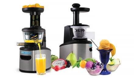 Viatek Life Juicer with Frozen Fruit Attachment