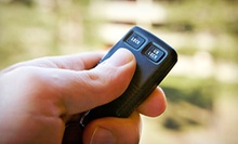 One- or Four-Button Remote Car Starter and Installation at Exotic Auto Boutique (Up to 80% Off)