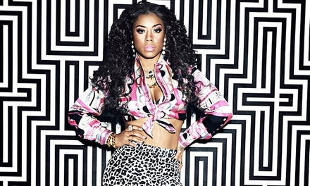 Keyshia Cole at Fillmore Charlotte on August 7 at 8 p.m. (Up to 50% Off)