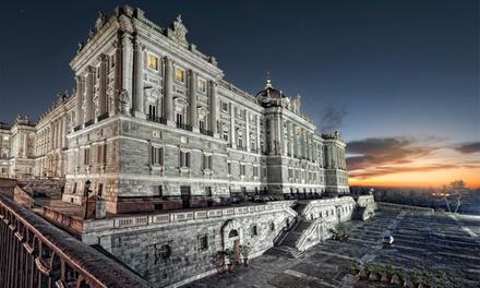 Barceló Castellana Norte 4* — Madrid: 1-3 noites para dois com late check-out e opção de pequeno-almoço desde 49€