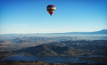 Hot Air Balloon Ride for One, Two, or Four from D & D Ballooning (51% Off)