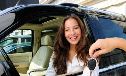 $25 for a Department of Public Safety–Required Driving Course (Ages 18+) at Drive Smart Driving School ($60 Value)