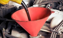One or Three Oil Change Packages with Oil Filter and Safety Inspection at OBriens Auto Repair (Up to 62% Off)