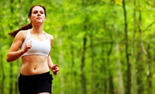 $35 for Diamonds & Dirt Women's Adventure Run for Two at Bloomer Park on Saturday, May 18 ($80 Value)