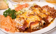 $10 for $20 Worth of Mexican Cuisine at Agave