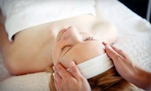 One or Three Microdermabrasions, vitamin-rich treatments & Paraffin-Wax Hand Treatments at Auracle Salon (Up to 71% Off)