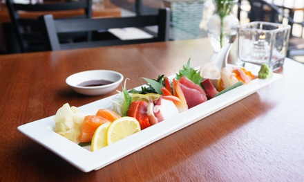 $25 for $40 Worth of Japanese Cuisine at Billy Beach Sushi