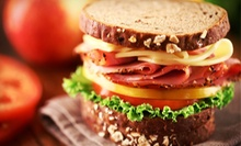Sandwiches and Sodas for One or Two at Old Port Sandwich Shop (Up to 54% Off)